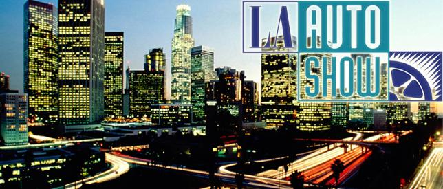 LA Auto Show 2013 Review