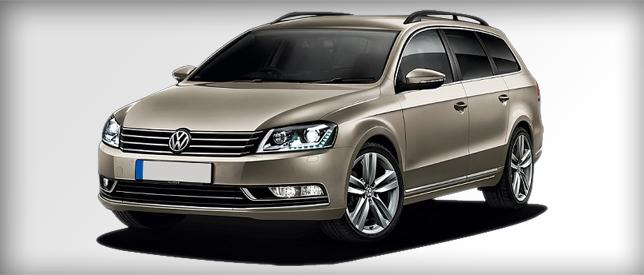 Volkswagen Passat Executive gets new engines