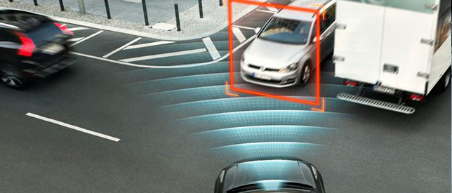 Volvo XC90 City Safety With Auto Brake