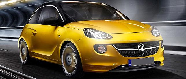 Vauxhall Adam-S 2015