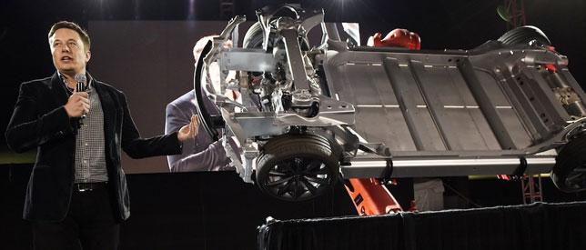 Elon Musk Reveals D