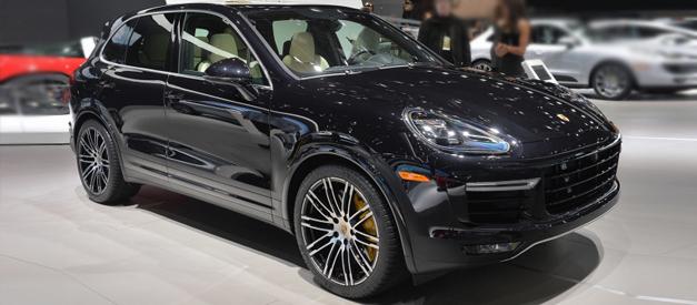 Porsche Cayenne SUV 2015
