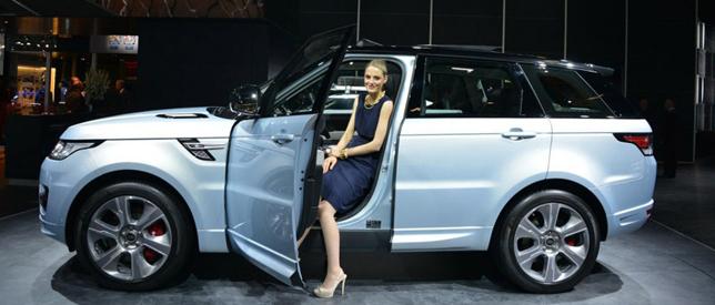 Range-Rover Sports SVR