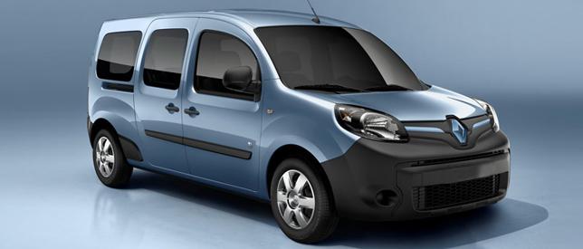 New Renault Kangoo Van