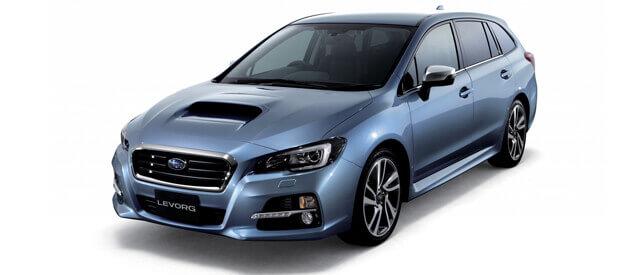Subaru Levorg Tourer 2016