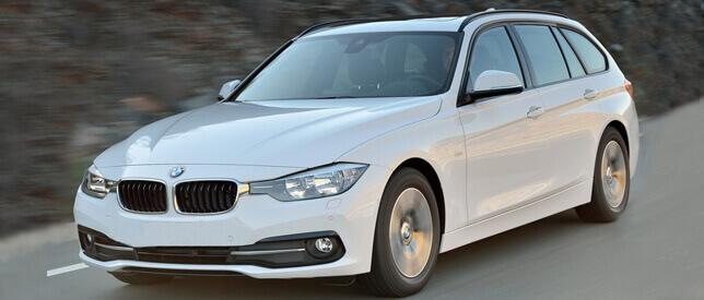 BMW 318D Touring 2016