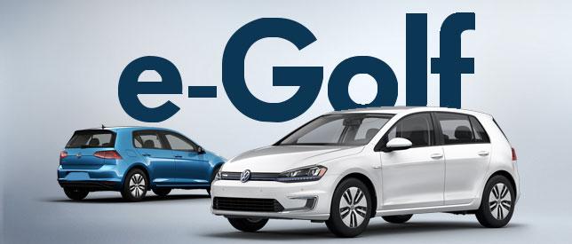 Volkwagen e-Golf