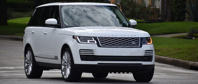 Range Rover Sport SUV