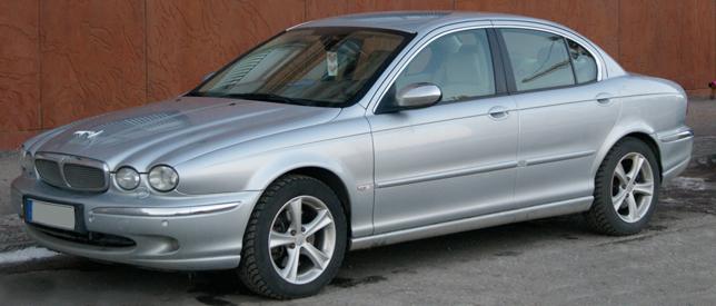 Reconditioned Jaguar X Type engines